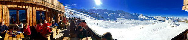 Val Thorens - A dream ! - ©iPhone A B