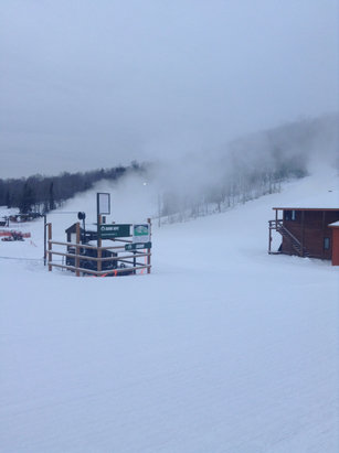 Ski Brule - Shredding the hills today at Ski Brule!  - ©Ski Brule