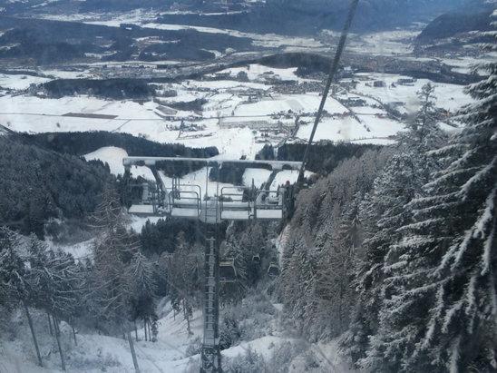 Plan de Corones / Kronplatz - Firsthand Ski Report - ©iPhone di Kiryl