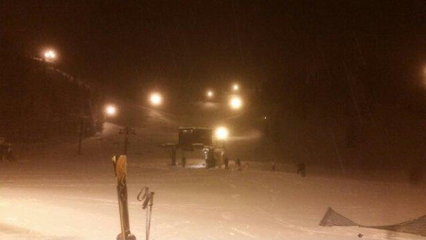 Hoodoo Ski Area - Firsthand Ski Report - ©acutabovetile
