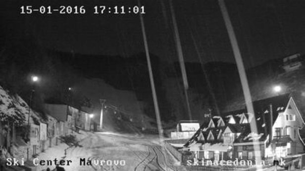 Mavrovo - Zare Lazarevski - Firsthand Ski Report - ©Leo iphone ??????