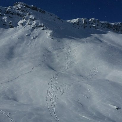 Meribel - Amazing conditions. Mother nature has been hitting the reset button every other day.  - ©ghowdy403