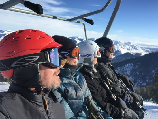 Sun Valley - 1-15-16 was an Epic Sun Valley day!   - ©Tom Brock's iPhone (2)