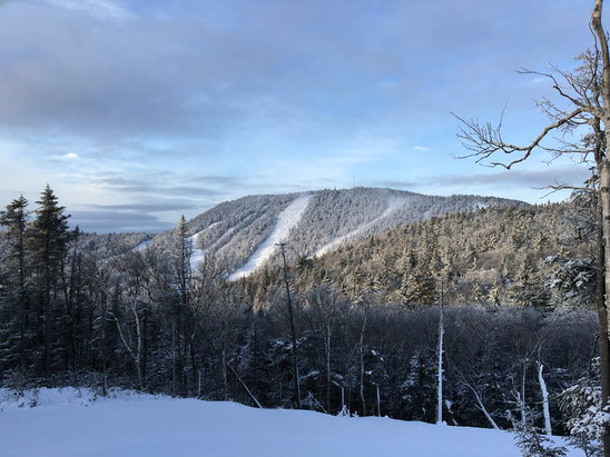 Gore Mountain - Firsthand Ski Report - ©El Guapo