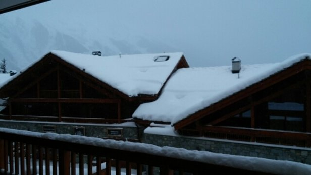 Sainte Foy Tarentaise - Firsthand Ski Report - ©Tim