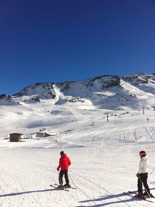 Vallnord / Arcalís - Firsthand Ski Report - ©iPhone