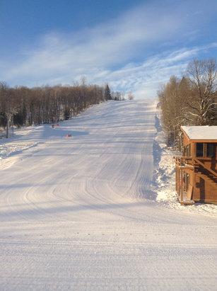 Ski Brule - Can't wait to shred Whitewater today at Ski Brule! - ©Ski Brule