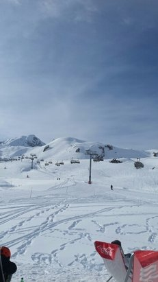 Les Arcs - Great weather still enough snow for having fun !!!  - ©inbalyahav1