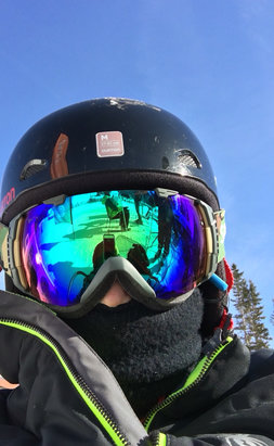 Park City - Best trip I've had ever to pc, canyons. Leaving today  - ©David's iphone