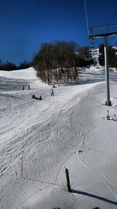 Appalachian Ski Mountain - great snow and all trails are open!!!  - ©claudemcb11