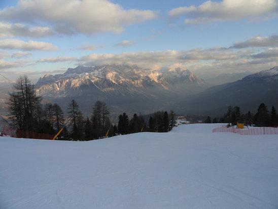 Cortina d'Ampezzo - Firsthand Ski Report - ©Guilherme Simonini