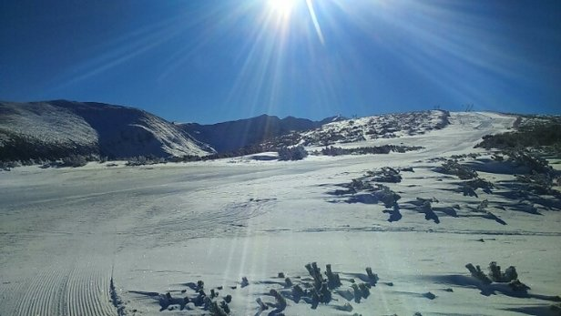 Borovets - Firsthand Ski Report - ©farrargriffin1
