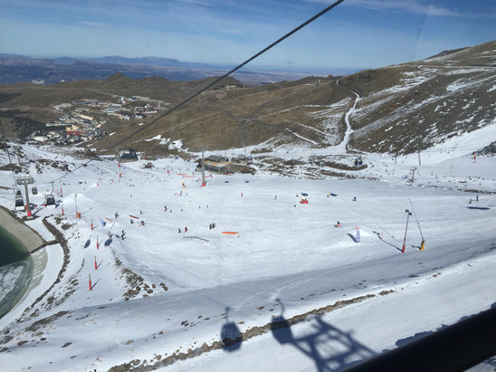 Sierra Nevada - First Hand Ski Report - ©Jan's iPhone 6