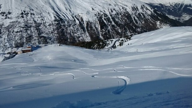 Obergurgl-Hochgurgl - Firsthand Ski Report - ©greco.sil
