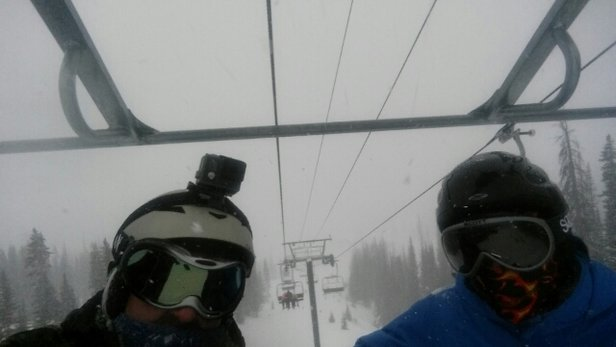 Wolf Creek Ski Area - Firsthand Ski Report - ©jorgehermosillo81