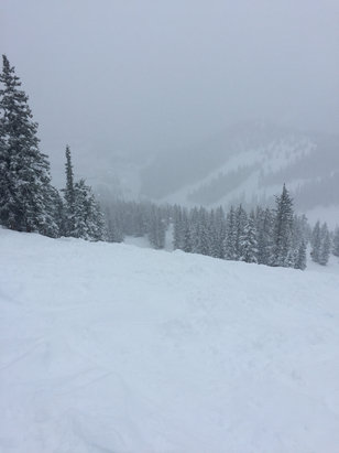 Monarch Mountain - fresh n deep - ©drishti