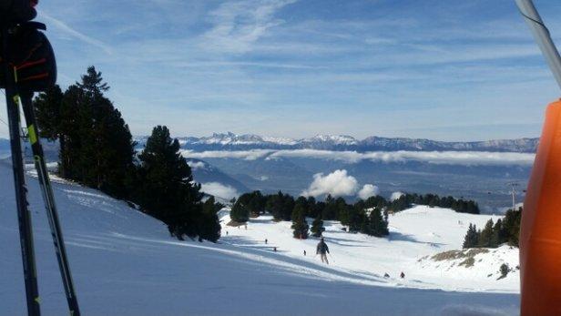 Chamrousse - Firsthand Ski Report - ©kezzvickers