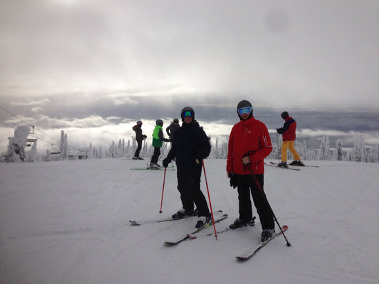 Big White - Firsthand Ski Report - ©Pepper
