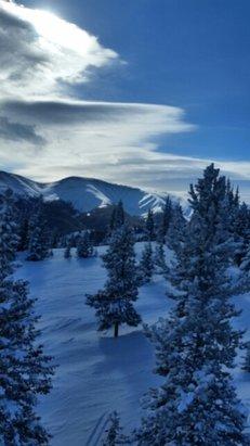 Winter Park Resort - pretty packed powder - ©tylercline777