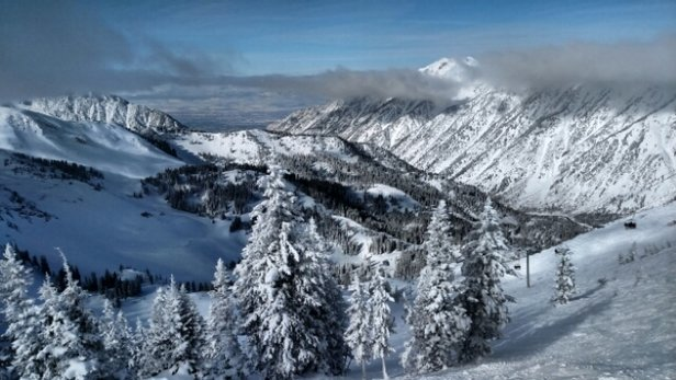 Snowbird - Firsthand Ski Report - ©etrumbow