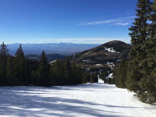 Ski Santa Fe - Epic ski day!! - ©Rickster