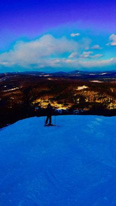 Catamount - Firsthand Ski Report - ©the boniest bone