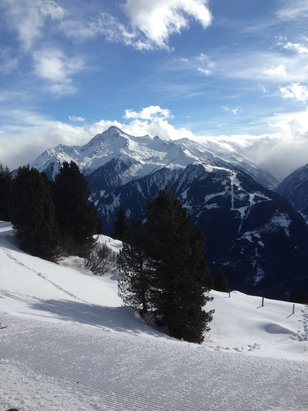 Mayrhofen - scenic but very windy last 3 days.  - ©Nicola's iPhone