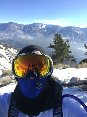 Bear Mountain - Top of Bear Mountain, CA - ©Tmatt's iPhone