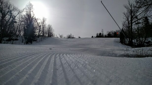 Hunter Mountain - went Monday... nice smooth grooming  - ©mworlock