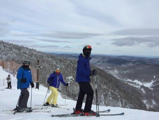 Killington Resort - Great runs! - ©droyalfc