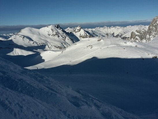 St. Anton am Arlberg - Firsthand Ski Report - ©munneyb