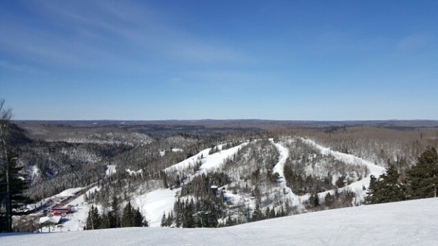 Lutsen Mountains - beautiful Saturday  - ©harveystr53