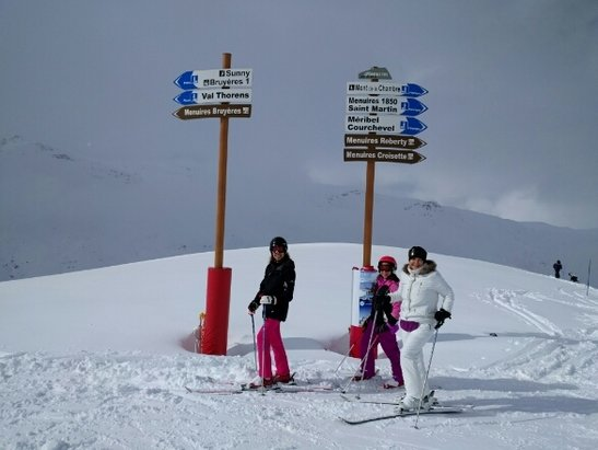 Val Thorens - Firsthand Ski Report - ©anonymous user