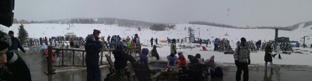 Ski Granby Ranch - not busy for presidents day weekend and all of the runs are open. pretty good time.  - ©morrissteven93