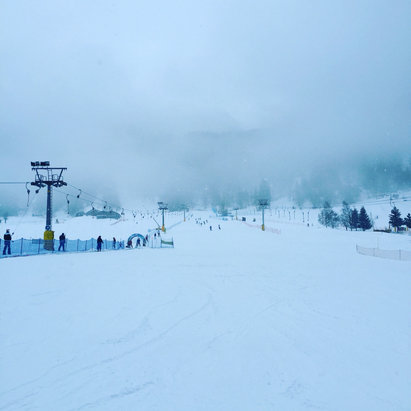 Aprica - Firsthand Ski Report - ©Dani's iPhone