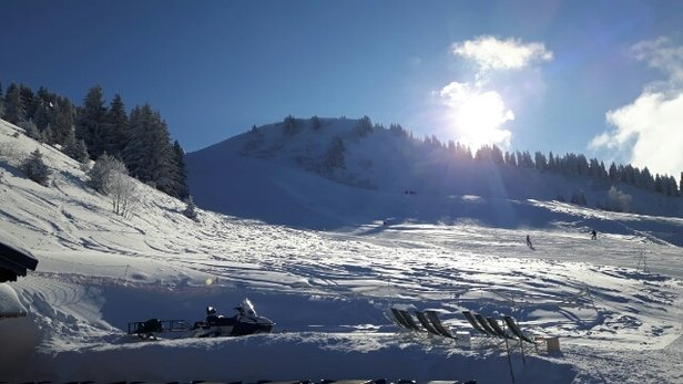 Les Gets - Firsthand Ski Report - ©simonpyle72