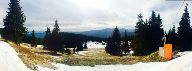 Pamporovo - Firsthand Ski Report - ©Katie's Iphone