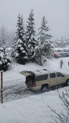 White Pass - snowing   - ©ruvimz1213
