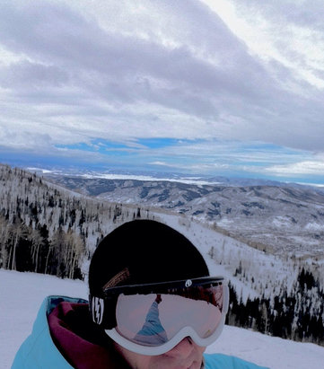Steamboat - Firsthand Ski Report - ©iPhone