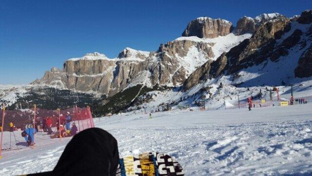Canazei - Belvedere - Firsthand Ski Report - ©orishabat11