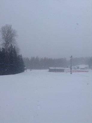 Ski Brule - Beautiful day at Ski Brule today! - ©Ski Brule