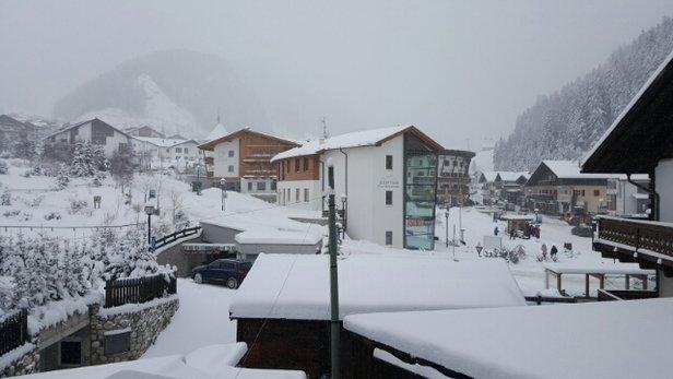 Val Gardena - Gröden - Mega snow.   - ©tim.crawford86