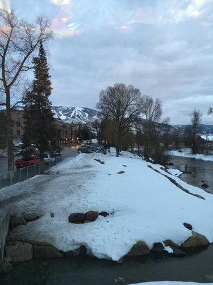 Steamboat - Ski town USA!!   - ©iPhone (2)