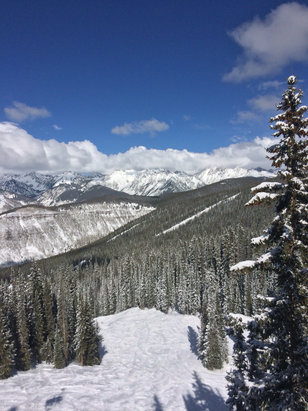 Vail - Firsthand Ski Report - ©ryan's iPhone