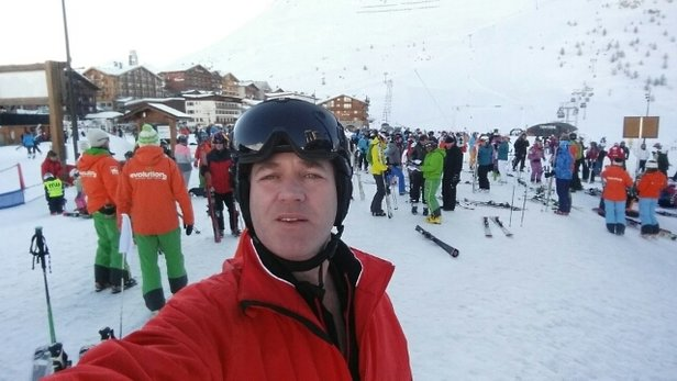 Tignes - Firsthand Ski Report - ©gpara1.gy