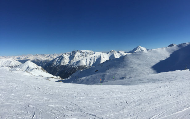 Ischgl - Firsthand Ski Report - ©iPhone - Andrei