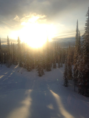 Big White - Firsthand Ski Report - ©anonymous user
