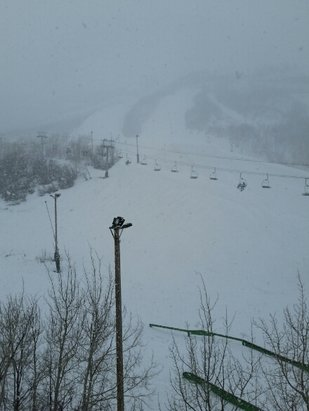 Winter Park Resort - Fresh snow...much cooler than the last 2 days - ©dt.whiskey