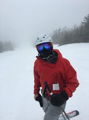 Sugarloaf - Firsthand Ski Report - ©Mark Perron's iPhone