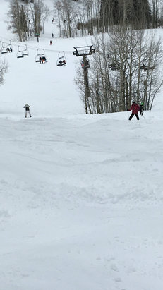 Crested Butte Mountain Resort - Awesome day  - ©KJoeris